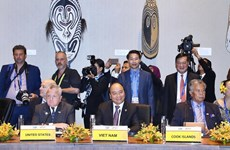 PM Phuc busy at 26th APEC Economic Leaders' Meeting