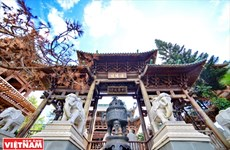 Minh Thanh pagoda – Majestic Buddhist sanctuary in Central Highlands