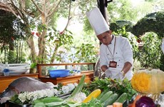 Contest popularises Central Highlands cuisine