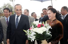 NA Chairwoman pays official visit to Morocco