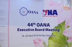 VNA strengthens role in multilateral press forum