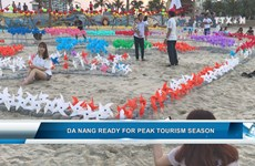 Da Nang ready for peak tourism season