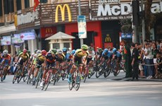 Cycling tournament commemorates Dien Bien Phu Victory