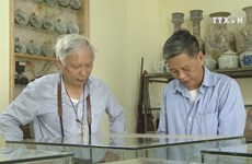 Locals join hands to preserve archeological site