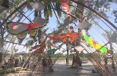 Kite festival in Thua Thien-Hue