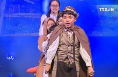 Musical Nobody's Boy staged in Hanoi