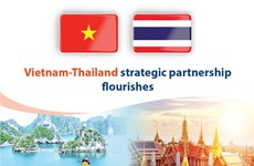 Vietnam-Thailand strategic partnership flourishes