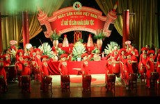 10th anniversary of Vietnam's Theatre Day