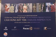 First-ever nude painting exhibition opens in Hanoi