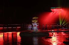 Ban Gioc waterfall festival in Cao Bang