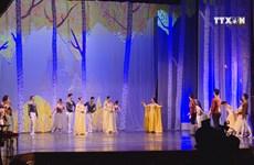 Renowned ballet 'Swan Lake' premieres in Hanoi