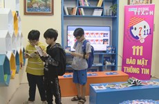 Library for kids inaugurated at Hanoi's children palace