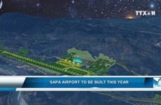 Sa Pa airport to be built this year
