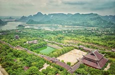 Bai Dinh pagoda: Home to records