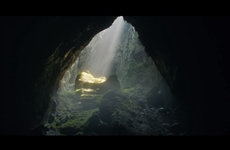 Son Doong cave decked out in Alan Walker's MV