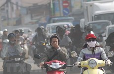 Vietnam steps up measures to improve air quality