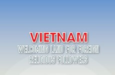 Vietnam – a welcoming land for foreign religious followers