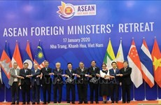 ASEAN Foreign Ministers convene in Khanh Hoa