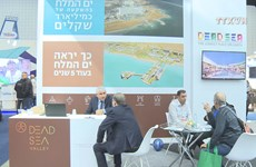 Vietnamese firms join international tourism fair in Israel