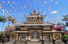 Buu Minh pagoda – Where ancient meets modern