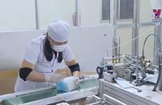 Vinatex completes plan of producing 6 million face masks