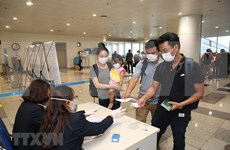 Medical declaration made compulsory for all passengers entering Vietnam
