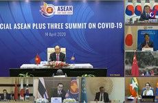 PM chairs online Special ASEAN+3 Summit