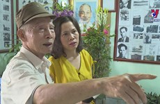 Elderly Hanoi man builds memorial house in tribute to Uncle Ho