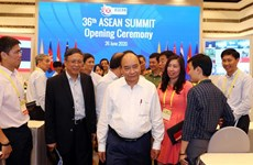 PM inspects preparations for ASEAN Summit