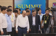 Gov't leader inspects preparations for ASEAN Summit