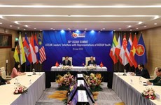 ASEAN 2020: ASEAN Leaders' Interface with Representatives of ASEAN Youth