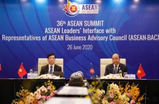 ASEAN Leaders' Interface with Representatives of ASEAN Business Advisory Council