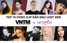 Top 10 outstanding contestants of Vietnam's Next Top Model (Season 9)