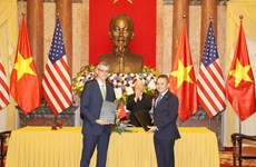 Leading US firms interested in Vietnam