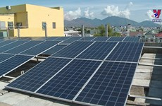 Da Nang promoting roof-top solar power development