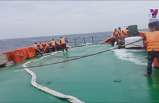 Vietnam Coast Guard's anti-smuggling efforts find success