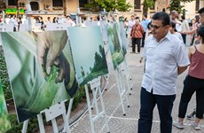 Photo exhibition opens door to Colombia