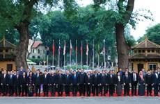 Vietnam actively contributes to establishment of ASEAN community
