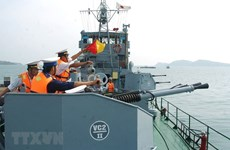 Vietnam People's Navy grows strong