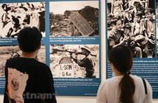 Special exhibition on Vietnam's development path