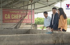 Farmer earns fortune from aquaculture