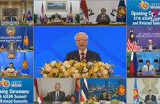 37th ASEAN Summit kicks off