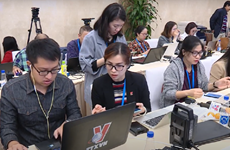 Journalists receive best conditions to work at ASEAN Summit