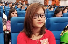 First Vietnamese joins list of 10 finalists for Global Teacher Prize 2020