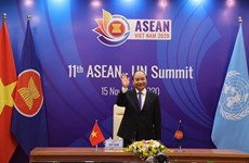 11th ASEAN-UN summit opens