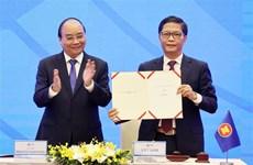 ASEAN 2020: Signing Ceremony for Regional Comprehensive Economic Partnership
