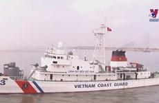 Joint patrols help maintain security in East Sea