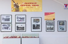 Exhibition marks 13th National Party Congress