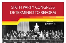 Sixth Party Congress determined to reform