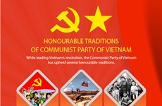 Honourable traditions of Communist Party of Vietnam